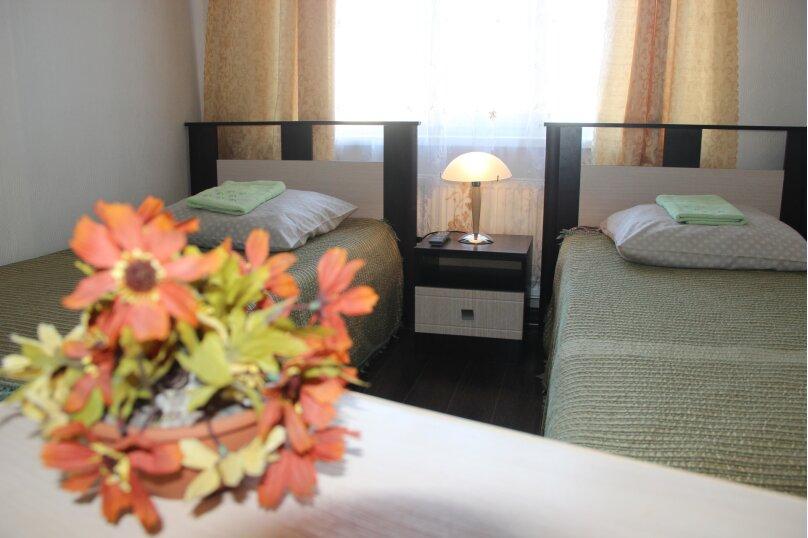Эконом с двумя кроватями, Муезерская улица, 100, Петрозаводск - Фотография 1