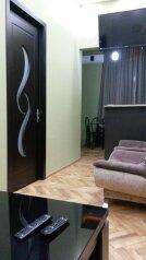 4-комн. квартира, 97 кв.м. на 6 человек, улица Георгия Леонидзе, Тбилиси - Фотография 1