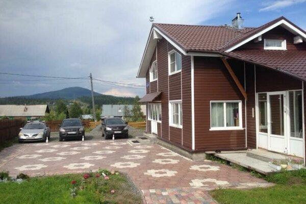 Уютный домик, 48 кв.м. на 8 человек, 3 спальни