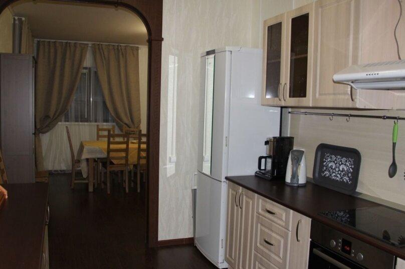 Коттедж в сосновом лесу, 160 кв.м. на 10 человек, 4 спальни, улица Садовая, 95, Приозерск - Фотография 7