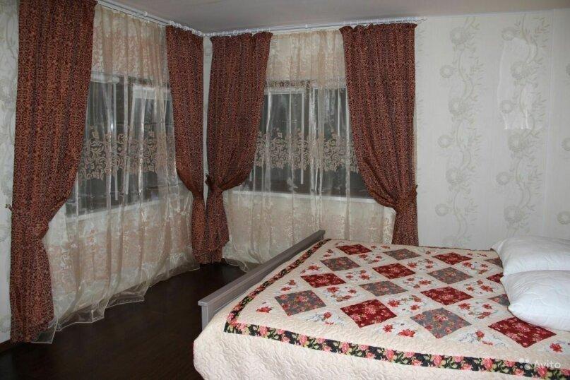 Коттедж в сосновом лесу, 160 кв.м. на 10 человек, 4 спальни, улица Садовая, 95, Приозерск - Фотография 12