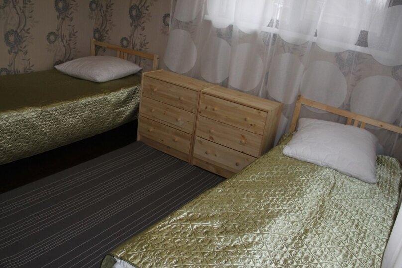 Коттедж в сосновом лесу, 160 кв.м. на 10 человек, 4 спальни, улица Садовая, 95, Приозерск - Фотография 14