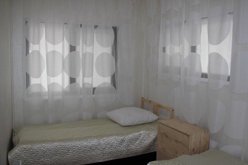 Коттедж в сосновом лесу, 160 кв.м. на 10 человек, 4 спальни, улица Садовая, 95, Приозерск - Фотография 15