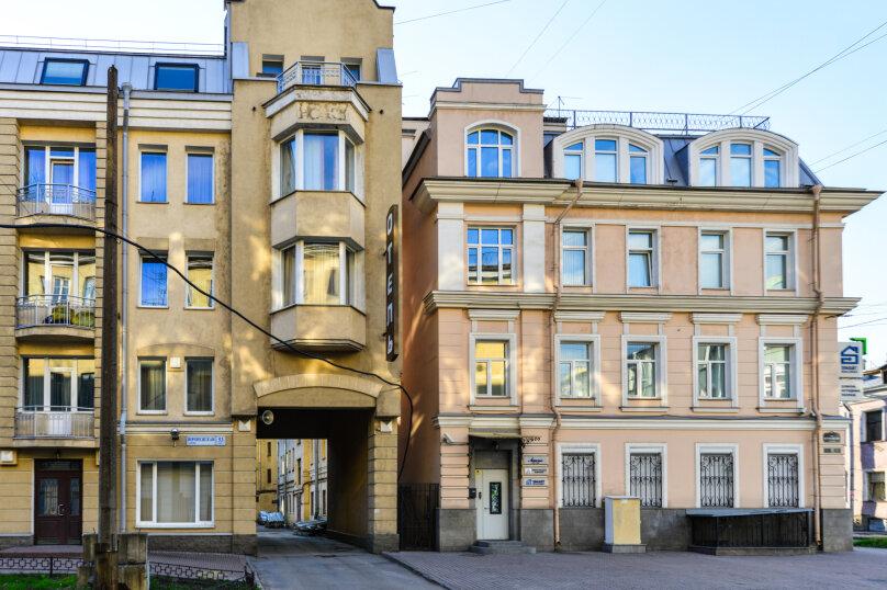 1-комн. квартира, 19 кв.м. на 3 человека, Воронежская улица, 53, Санкт-Петербург - Фотография 11
