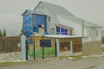 Небольшой уютный коттедж в Шерегеше, 50 кв.м. на 5 человек, 2 спальни, улица Дзержинского, Шерегеш - Фотография 1