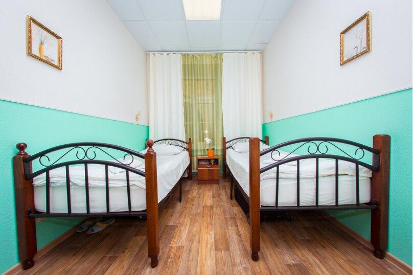 Номер с двумя раздельными кроватями, Итальянская улица, 12, метро Гостиный Двор, Санкт-Петербург - Фотография 1