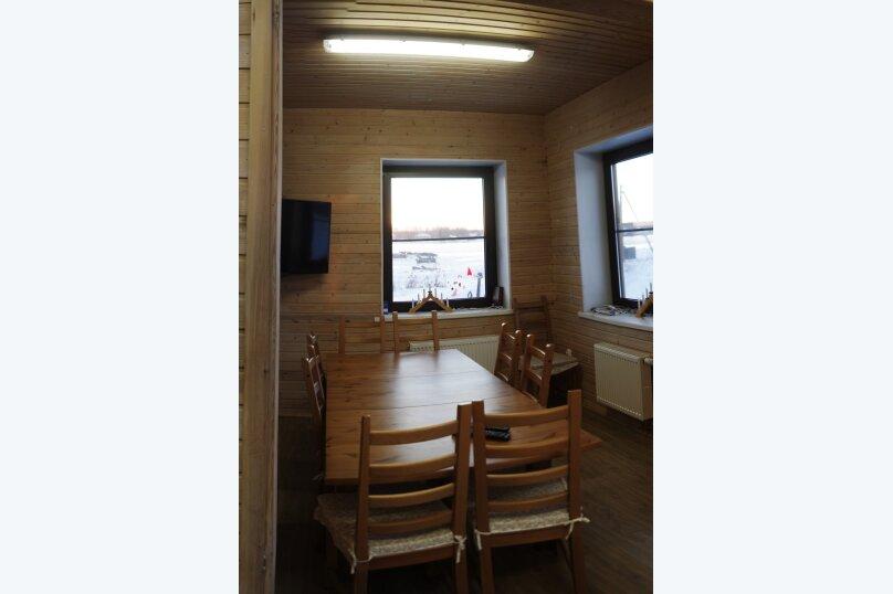 Коттедж Комфорт, 96 кв.м. на 8 человек, 2 спальни, Правосвирская набережная, 1А, Вознесенье - Фотография 2