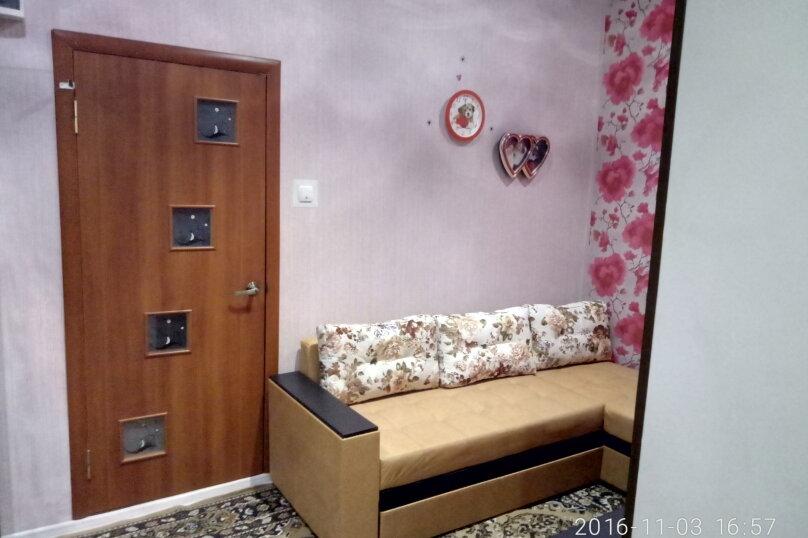 Коттедж, 25 кв.м. на 4 человека, 2 спальни, Тенистая аллея, 6, Судак - Фотография 6