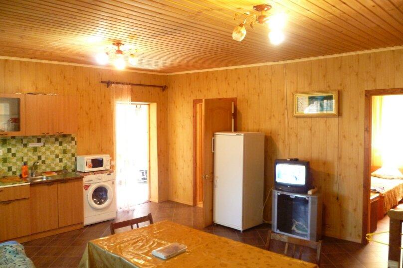 Дом с выходом на пляж на 4 человека, 2 спальни, Школьная улица, 11, Ильич - Фотография 13