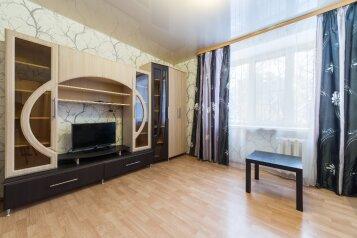 2-комн. квартира, 48 кв.м. на 4 человека, Красноармейская улица, Кемерово - Фотография 1