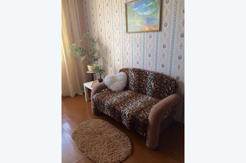 1-комн. квартира, 40 кв.м. на 2 человека, улица Полины Осипенко, 9, Архангельск - Фотография 6