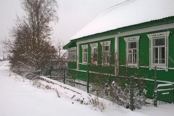 Дом в деревне р.Селижаровка, 45 кв.м. на 4 человека, 1 спальня, Шихино, 31, Селижарово - Фотография 1