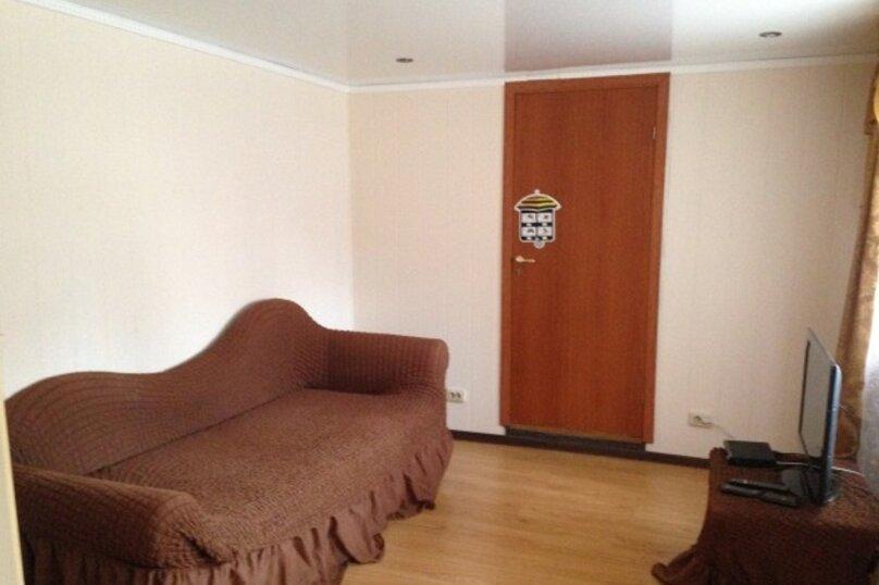 3-комн. квартира, 70 кв.м. на 4 человека, Теплосерная улица, 3, Пятигорск - Фотография 3