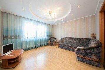 2-комн. квартира, 54 кв.м. на 4 человека, улица Весны, 7, Красноярск - Фотография 3