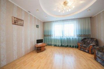 2-комн. квартира, 54 кв.м. на 4 человека, улица Весны, Красноярск - Фотография 4