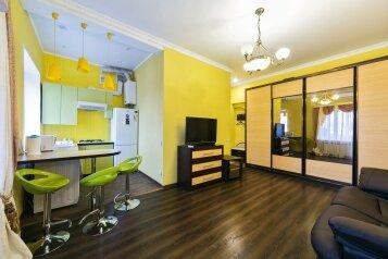 3-комн. квартира, 51 кв.м. на 5 человек, Лесная улица, 63/43с2, Москва - Фотография 1