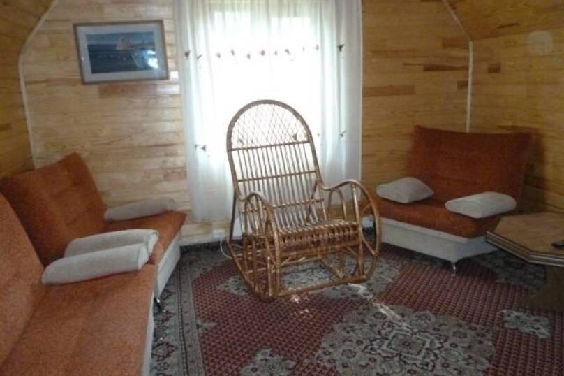 Дом, 45 кв.м. на 5 человек, 1 спальня, Байкальский тракт, 62-й километр, 270А, Листвянка - Фотография 4
