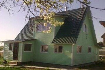 Теплый зимний дом с баней, 100 кв.м. на 10 человек, 3 спальни, г. Никольское, СНТ Сокол - 2, 3-я линия, Тосно - Фотография 1