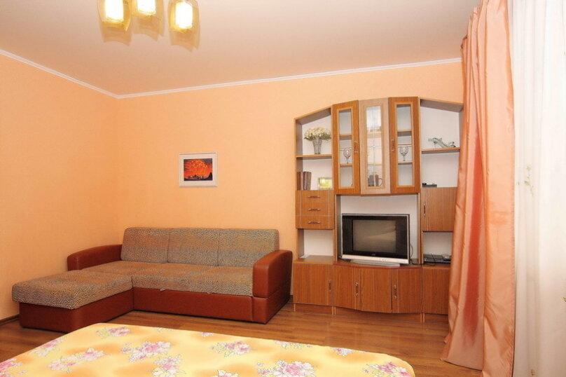 1-комн. квартира, 43 кв.м. на 4 человека, улица 40-летия Победы, 29Б, Челябинск - Фотография 6