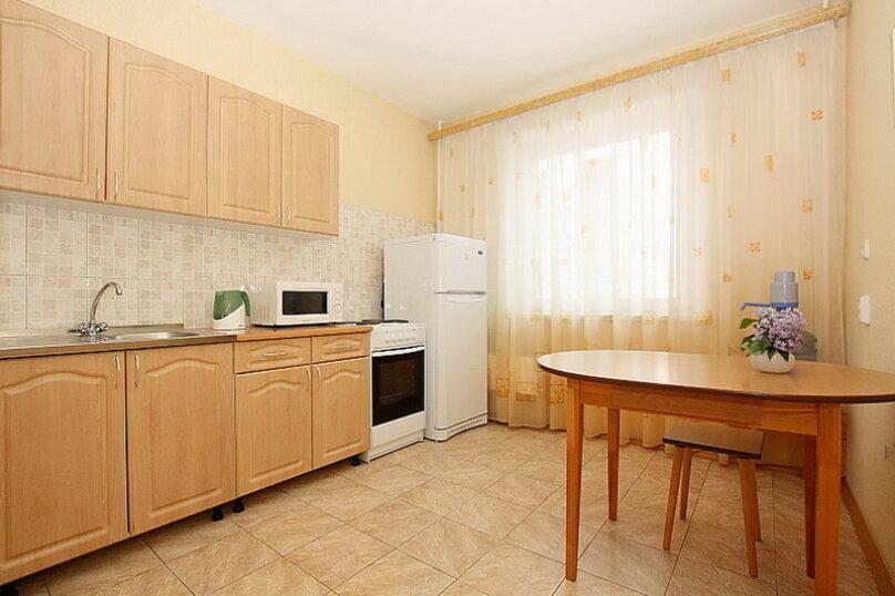 1-комн. квартира, 43 кв.м. на 4 человека, улица 40-летия Победы, 29Б, Челябинск - Фотография 8