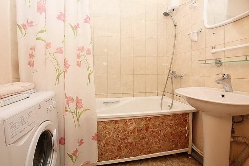 1-комн. квартира, 43 кв.м. на 4 человека, улица 40-летия Победы, 29Б, Челябинск - Фотография 10
