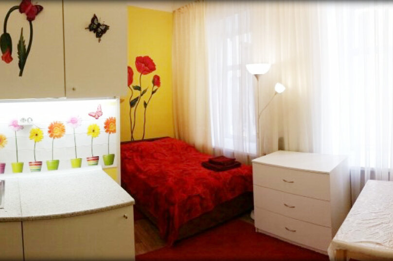1-комн. квартира, 18 кв.м. на 2 человека, Гончарная улица, 11А, Санкт-Петербург - Фотография 5