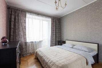 2-комн. квартира, 52 кв.м. на 6 человек, 1-й Смоленский переулок, Москва - Фотография 4