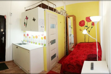 1-комн. квартира, 18 кв.м. на 2 человека, Гончарная улица, Санкт-Петербург - Фотография 1