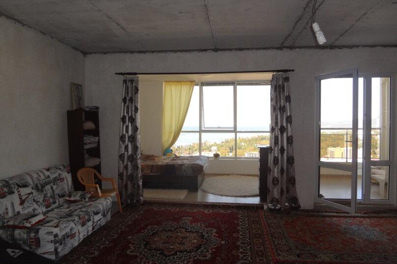 1-комн. квартира, 85 кв.м. на 5 человек, Первомайская улица, 19, Сочи - Фотография 25