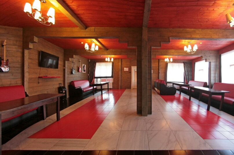 Дом, 450 кв.м. на 20 человек, 6 спален,  д.Надовражино ДСП Полевой Стан, 55, Истра - Фотография 11