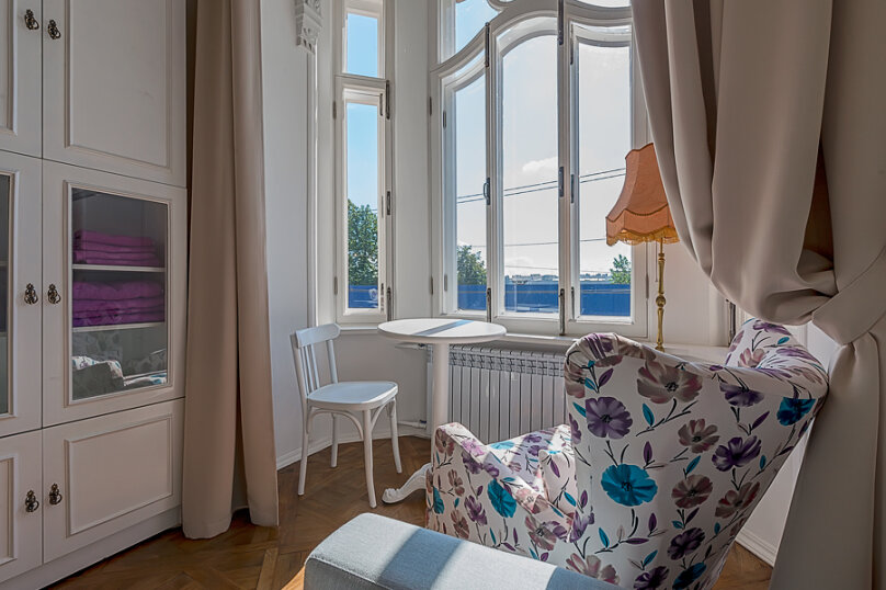 1-комн. квартира, 18 кв.м. на 4 человека, проспект Добролюбова, 25, Санкт-Петербург - Фотография 14