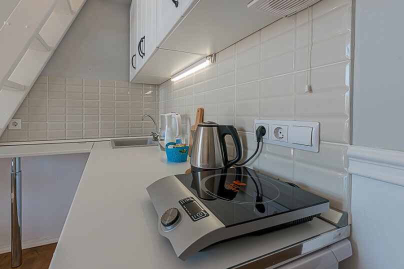 1-комн. квартира, 18 кв.м. на 4 человека, проспект Добролюбова, 25, Санкт-Петербург - Фотография 15
