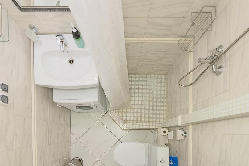 1-комн. квартира, 18 кв.м. на 4 человека, проспект Добролюбова, 25, Санкт-Петербург - Фотография 20