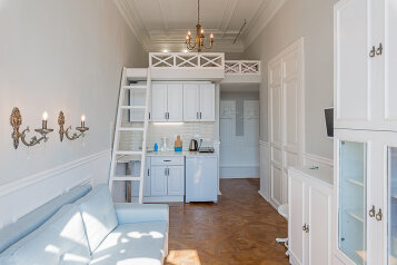 1-комн. квартира, 18 кв.м. на 4 человека, проспект Добролюбова, 25, Санкт-Петербург - Фотография 4