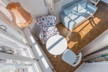 1-комн. квартира, 18 кв.м. на 4 человека, проспект Добролюбова, 25, Санкт-Петербург - Фотография 1