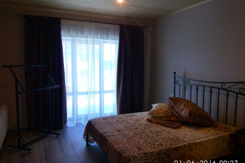 Коттедж с бассейном и сауной, 134 кв.м. на 4 человека, 2 спальни,  Лазурная , 6, Молочное - Фотография 9
