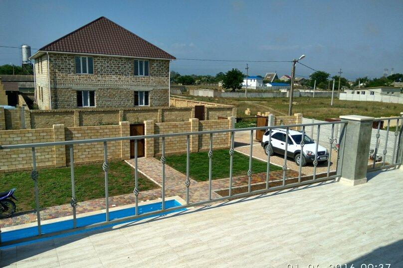Коттедж с бассейном и сауной, 134 кв.м. на 4 человека, 2 спальни,  Лазурная , 6, Молочное - Фотография 22
