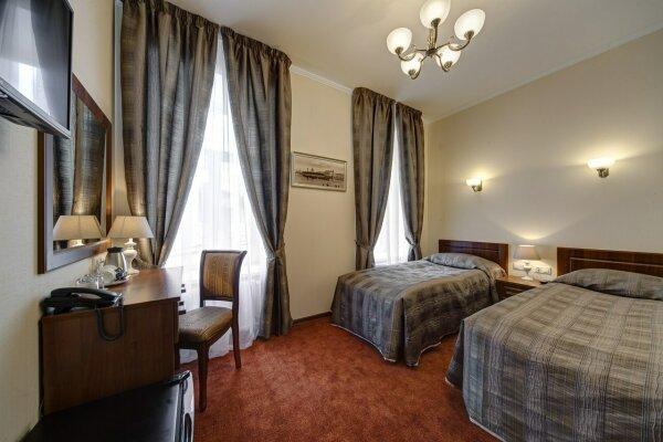 Мини-отель Соната на Невском, Невский проспект, 5 на 17 номеров - Фотография 1