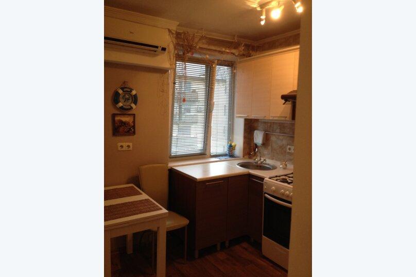1-комн. квартира, 32 кв.м. на 3 человека, улица Гоголя, 20-а, Севастополь - Фотография 6