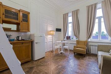 1-комн. квартира, 23 кв.м. на 4 человека, проспект Добролюбова, 25, Санкт-Петербург - Фотография 2