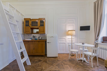 1-комн. квартира, 23 кв.м. на 4 человека, проспект Добролюбова, 25, Санкт-Петербург - Фотография 3