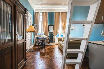 1-комн. квартира, 19 кв.м. на 4 человека, проспект Добролюбова, 25, Санкт-Петербург - Фотография 2