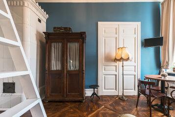1-комн. квартира, 19 кв.м. на 4 человека, проспект Добролюбова, 25, Санкт-Петербург - Фотография 4