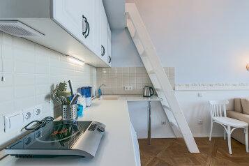 1-комн. квартира, 18 кв.м. на 4 человека, проспект Добролюбова, 25, Санкт-Петербург - Фотография 3