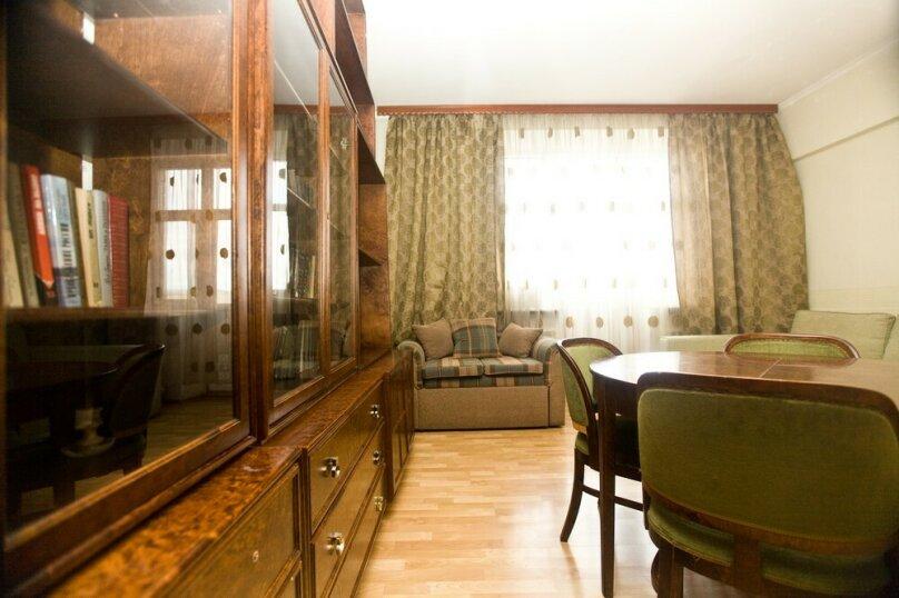 3-комн. квартира, 79 кв.м. на 9 человек, Павелецкая площадь, 1, Москва - Фотография 3