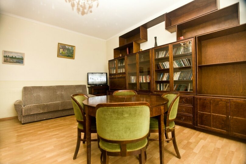 3-комн. квартира, 79 кв.м. на 9 человек, Павелецкая площадь, 1, Москва - Фотография 5