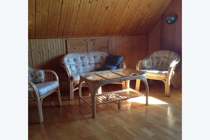 Теплый дом с бильярдом и банькой, 150 кв.м. на 15 человек, 5 спален, улица Луговая, 23, Лисий Нос - Фотография 2