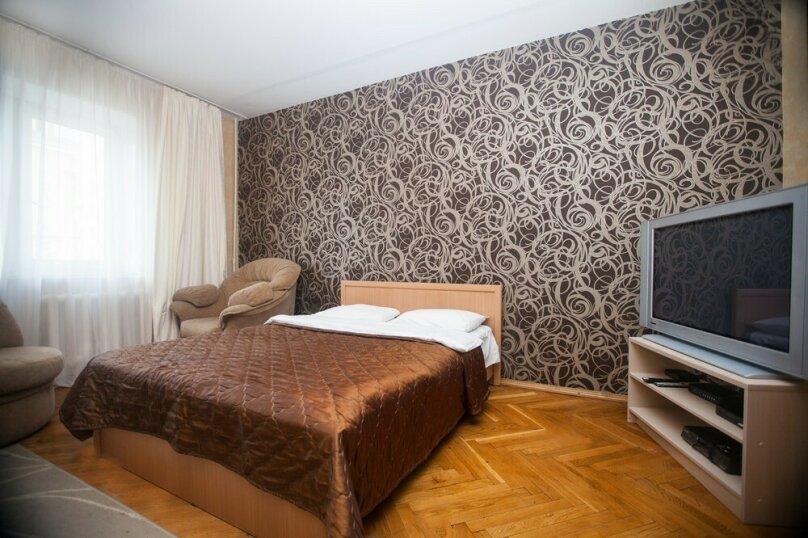 2-комн. квартира, 75 кв.м. на 5 человек, Проточный переулок, 11, Москва - Фотография 1