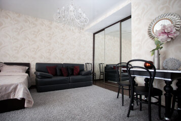 1-комн. квартира, 48 кв.м. на 4 человека, улица Сакко и Ванцетти, 31, Саратов - Фотография 2