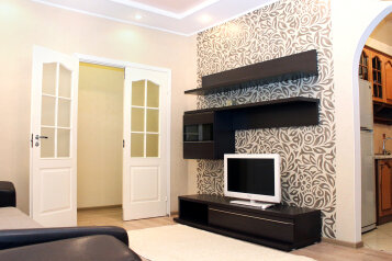 1-комн. квартира, 85 кв.м. на 6 человек, улица Аллея Героев, 4, Центральный район, Волгоград - Фотография 1